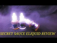 SECRET SAUCE ELIQUID REVIEW