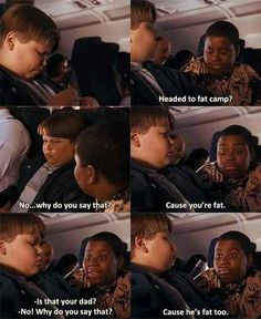 """There is no such thing as plane etiquette. 