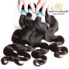 151.22$  Buy now - https://alitems.com/g/1e8d114494b01f4c715516525dc3e8/?i=5&ulp=https%3A%2F%2Fwww.aliexpress.com%2Fitem%2F6A-Malaysian-virgin-hair-body-wave-4-bundles-Rosa-hair-products-unprocessed-cheap-genesis-malaysian-hair%2F1960957237.html -  Highest quality Malaysian virgin hair body wave 4 bundles Mayflower hair products 100% Unprocessed Malaysian hair weaves