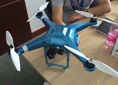 Long Range UAV
