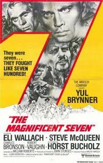 Lev Stepanovich: STURGES, John. Los siete magníficos (1960)