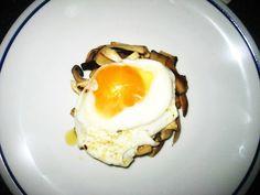 LAS RECETAS DE MAMA ROSA: Huevos de corral con boletus salteados