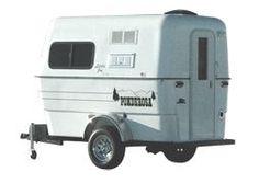 WeisCraft Trailer Little Joe Ponderosa Fiberglass Camper
