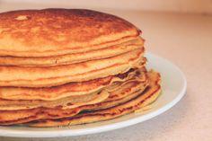 Buttermilk Pancakes from scratch - Laurelmacy.com