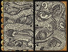 http://images.search.yahoo.com/images/view writing on/in a zentangle