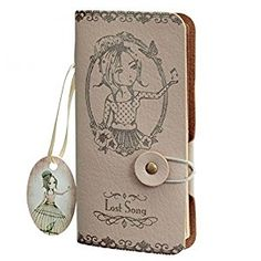 Pocket PU Notebook - Lost Song, Santoro's Mirabelle: Amazon.co.uk: Office Products