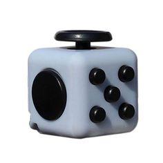 Fidget Cube Desk Toy Fidget Cube Anti Irritability Toy Magic Cobe Funny Christmas Gift Toy 9 Colors HOT SALE