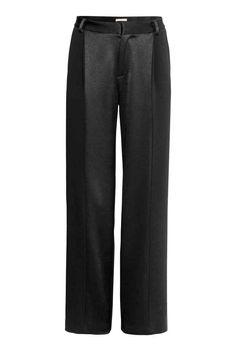 Pantalones anchos | H&M