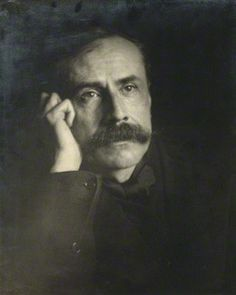 Sir Edward Elgar| by Charles Frederick Grindrod #composer