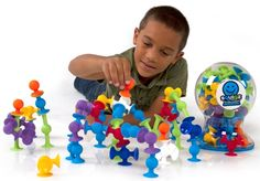 The Best Toys for Kids 2013 is announced and we pick our 10 faves. (These Squigz are awesome by the way.)