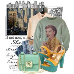 cITY, created by asya-1 on Polyvore