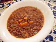 Helfimed – Greek Lentil Soup (Fakes)