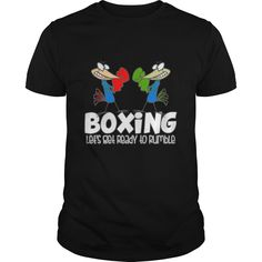 Boxing Let's Get Ready To Rumble T-shirt Sayings