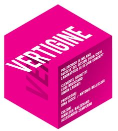 Vertigo by Clemente Brunetti, via Behance