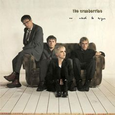 The Cranberries - No Need To Argue LP Cranberry Colored Vinyl September 16 2016 Pre-order