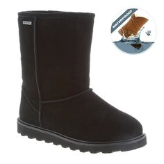 Bearpaw Womens Waterproof Boots Payton I I >>> Read more  at the image link.