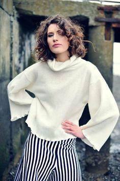Image from my campaign shoot with Irish knitwear Designer Heather Finn. Model : Aine T (Assets Model Agency) Hair : Brian Garvey MUA : Melissa. Model Agency, Knitwear, Bell Sleeve Top, Creative Photography, Nikon, Sailor, Beach House, Irish, Campaign