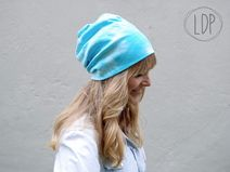 ♥LIMITED EDITION♥ BIO  Beanie hell türkis - now that's cute!