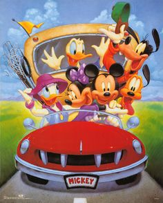 Mickey & Friends: Goin' Fishing