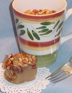 Pecan Pie in a Mug From: Easy Microwave Desserts in a Mug