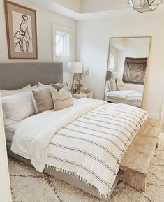 Home Interior Classic .Home Interior Classic Room Ideas Bedroom, Dream Bedroom, Home Decor Bedroom, Diy Bedroom, Bedroom Inspo, Diy Bathroom Decor, Design Bedroom, Cozy Master Bedroom Ideas, Target Bedroom