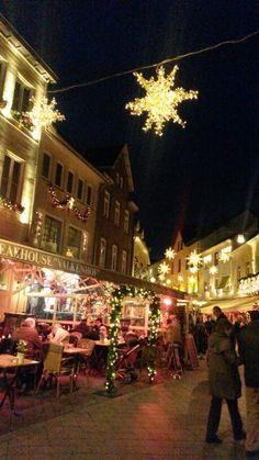 Christmas, Valkenburg, the Netherlands