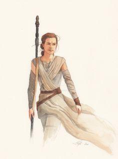 Rey by Krista Brennan