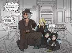 Resident Evil Vii, Resident Evil Anime, Resident Evil Collection, Evil Art, Tv Tropes, Comic Games, Film Aesthetic, Disney Cartoons, Funny Comics
