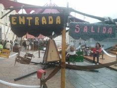 En San Lorenzo del Escorial - El mercado medieval