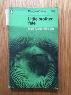 Little brother fate - Roberts, Mary-Carter  Penguin, First impression of this Penguin paperback edition from 1961, in near fine condition, please see pictures, PayPal accepted, any questions please get in touch.