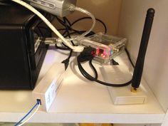 Voici un guide complet pour réaliser la box domotique ultime avec un RaspberryPi, Razberry, RFXtrx433 USB et Domoticz .