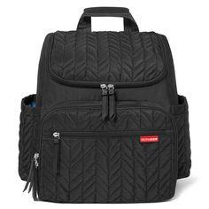 73b4728e820 Forma Backpack - Jet Black – baby company