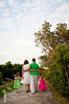tips for taking your own family portraits