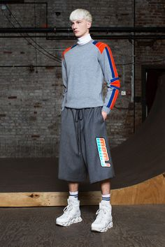 Marc by Marc Jacobs | Fall 2014 Menswear Collection | Style.com Model: Benjamin Jarvis