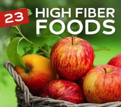 23 High Fiber Foods to Help Keep You Regular