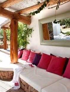 adelaparvu.com despre casa de vacanta la mare, casa rustica, Foto Enrique Menossi (10)