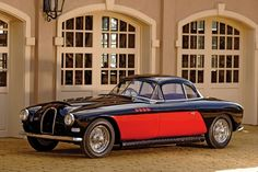 1951 Bugatti Type 101 Coupe by Van Antem