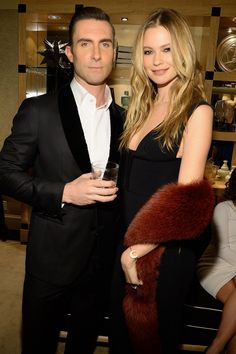 Adam Levine shares the most beautiful pic of pregnant Behati Prinsloo