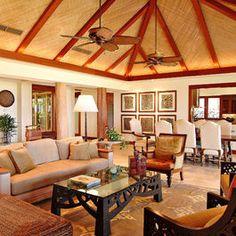 Living Room Air Flow. Tropical DesignTropical ...