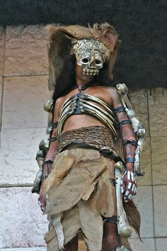Mayan Costume by Hugo M Pereira, via Flickr