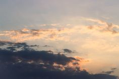 Where is my July sunset? by Anca Anghel on Clouds, Sunset, Outdoor, Outdoors, Sunsets, Outdoor Games, The Great Outdoors, The Sunset, Cloud