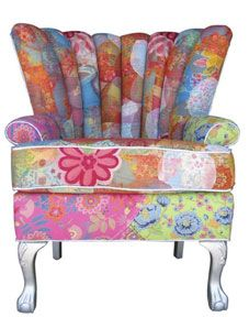 You need to have your own sitting/reading/crafting/computer room so you can have a chair like this!