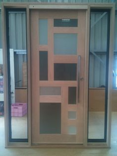 Modern Front Entry Doors / Contemporary Front Entry Doors - modern ...