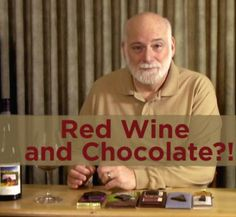 Wine and chocolate? Find a match made in heaven. Your guide is Wine Spectator's Harvey Steiman, who tastes a few harmonious pairings and warns you about less than harmonious combinations in this video. Happy Wine, Chocolate Wine, Find A Match, Wine Pairings, Made In Heaven, Throw A Party, Match Making, Wine Drinks, Wine Recipes