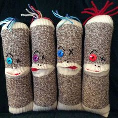 Youve probably heard of Dammit Dolls! Taking it a little further, we have created Smack Jack Monkeys. Take out your frustrations, relieve stress