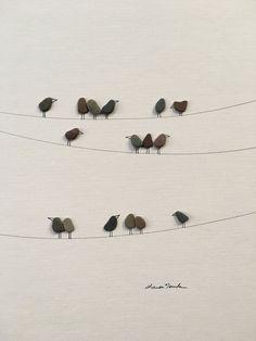 Bildergebnis für pebble art