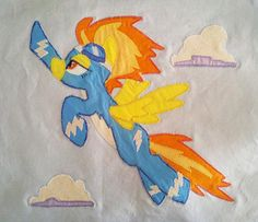 Spitfire Quilt Square by dolphinwing