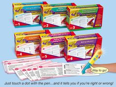 Hot Dots Reading Comprehension Quiz Cards - Complete Set at Lakeshore Learning