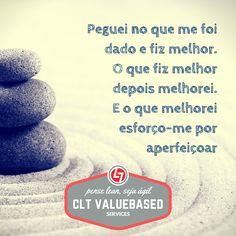 Embebidos num espírito de melhoria contínua, de partilha de conhecimento e de boas práticas. Somos a Comunidade Lean Thinking.   João Paulo Pinto. http://www.cltservices.net/pt-pt/formacao