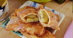 ขนมปังชุปไข่ไส้กล้วย ของว่างหอม อร่อย และทำง่ายๆได้เองที่บ้าน มาลองทำกันดูเลยจ้าadplace_1วัตถุดิบ1.ขนมปัง (จะเป็นข...